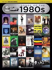 E-Z PLAY TODAY #368 Songs Of The 1980s - New Decade Series Piano *NEW* Music