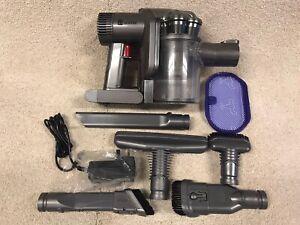 Dyson DC44 Animal  Handheld Vacuum Cleaner - Body + Battery