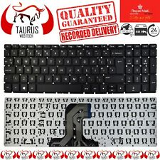 New HP 15-AC 15-AY 15-AF 15-AJ/250/255/ Series KEYBOARD TPN-C125 UK L/O FREE P&P