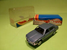 MEBETOYS HOTWHEELS  A120 BMW 730 - BLUE 1:43 - RARE SELTEN - EXCELLENT  IN BOX
