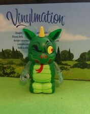 "Disney Vinylmation 3"" Park Set 7 World Of Motion Dragon From Epcot"