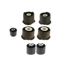 BMW E46 Rear Subframe Mounts Differential Axle Carrier Bushing Support Kit
