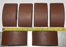 LOT OF 6 3M 05519 2-3/4' x 5' Sanding Block Rubber