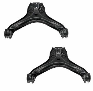 Dorman Pair Set of Front Lower Suspension Lateral Arms For Audi 4000 VW Quantum