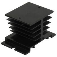 Aluminum Heat Sink 80mm x 50mm x 50mm for Solid State Relay SSR CP