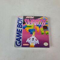 Quarth Factory Sealed Brand New Nintendo Gameboy NIB CIB GB Game Boy H-Seam