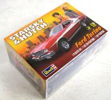 Starsky Hutch Assembly Kit Model Car Ford Gran Torino Scale 1/25 Revell