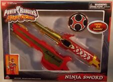 Power Rangers Ninja Storm - Ninja Sword with Lights & Sounds by Bandai (MISB)