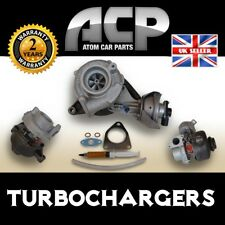 Turbocharger 756047 for Peugeot: 307, 308, 407, 508, 607 - 2.0 HDi. 136/140 BHP.