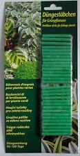 30 Düngestäbchen für Grünpflanzen Blumendünger Düngemittel 100 Tage Dünger