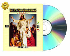 The Life and Times of Jesus the Messiah an abridged edition Book On CD