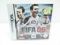 Nintendo DS Spiel - FIFA 06 - in OVP mit Anleitung