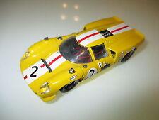Lola T 70 t70 Rennwagen racing car #2, Best in 1:43!