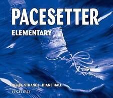 Pacesetter Elementary - Diane Hall & Derek Strange CD Audio Book AUDIOBOOK NEW