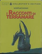 I racconti di Terramare (2006) s.e. Blu Ray + DVD metal box