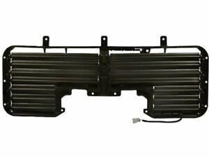 For 2017-2018 GMC Sierra 1500 Radiator Shutter Assembly SMP 97556SR