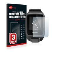 AirGlass 5 - Vidrio 9H BROTECT Protector Pantalla Cristal Compatible con Tomtom GO Essential