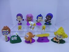 BUBBLE GUPPIES SET OF 12 CAKE TOPPERS BRAND NEW FREE P+P