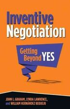 Inventive Negotiation, Graham, John L., New Book