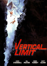 VERTICAL LIMIT - DVD NUOVO E SIGILLATO, SLIPCASE, LINGUA ORIGINALE FRANCESE