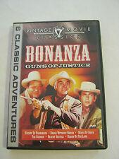 Bonanza - Guns Of Justice (2005 DVD) (GS1-9)