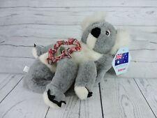 Koala Plush Tissue Box Cover Australian Stuffed Animal We Love Australia New