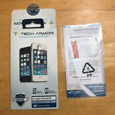 Iphone 4s Plastic Screen Protector 1 Sheet