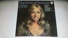 Bonnie St. Claire The Best Of Bonnie Freakbeat Lp