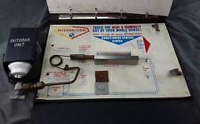 Vintage Whole House Air Conditioning Salesman Sample ~ INTERNATIONAL of UTICA