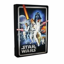 Star Wars LuminArt Executive Light Desk Night Lamp