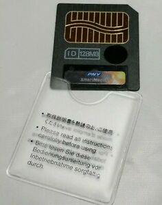 GENUINE PNY 128MB Smart Media Memory Card Japan