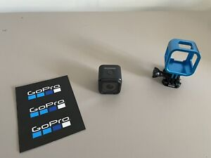 GoPro Hero Session with custom aluminum cage
