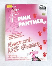 PINK PANTHER game & watch style (MGA). BIG SIZE, BOXED, A REAL JEWEL, RARE!