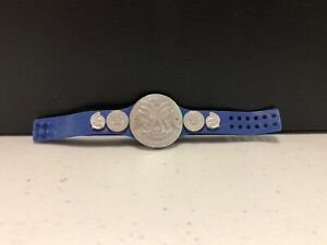 WWE Mattel Action Figure Accessory Smackdown Tag Team Title Belt Basic loose