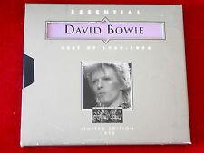 DAVID BOWIE~ BEST OF 1969 - 1974~ MEGA RARE PROMO~ LIKE NEW~ CAPITOL ~CD