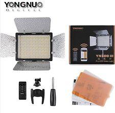 YONGNUO YN-300 III LED Camera Video Light 5500K for Canon Nikon Olympus Pentax