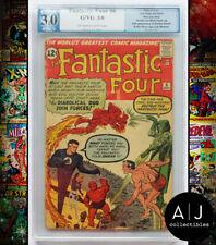 Fantastic Four #6 PGX 3.0 (Marvel)