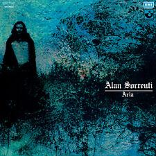 ALAN SORRENTI Aria (ltd.ed.clear green vinyl) LP italian prog