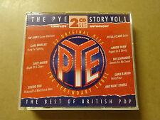 2 CD BOX / THE PYE STORY - VOL 1: THE BEST OF BRITISH POP (KINKS, DAVE DAVIES,.)