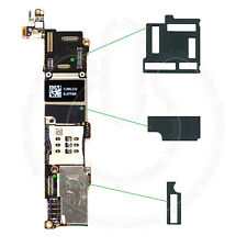 iPhone 5s Motherboard Shield Protector Anti-static Heat Sink Sticker Full Set