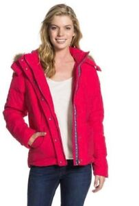 ROXY UNDER WINTER WOMENS PADDED QUILTED WINTER COAT JACKET