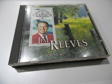 READER'S DIGEST JIM REEVES COUNTRY CLASSICS 3 CD DISTANT TAMBOURS LOVE YOU