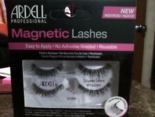 """Ardell """"Double Demi Wispies"""" Magnetic Eye Lashes One Pair  (FREE GIFT)"""
