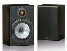 Monitor Audio Mr1 Speakers Pair Black