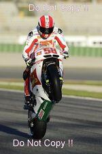 Marco SIMONCELLI SAN CARLO HONDA GRESINI MOTO GP STAGIONE 2010 foto 1