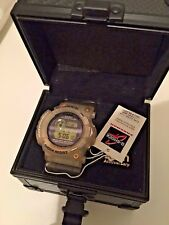 CASIO G-SHOCK GW-225E-7JF FROGMAN 25th Anniversary Glorious Gold