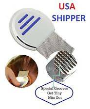 Terminator Head Lice Comb BEST HEAD LICE & NIT COMB ON THE MARKET FREE SHIPPING