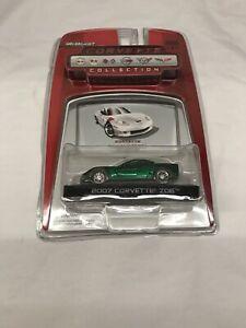 Greenlight Green Machine - 2007 Corvette Z06 - White 1:64