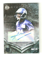 Topps NFL Kevin Norwood Auto Card Rookie Seattle Seahawks Signed Autograph NFLPA