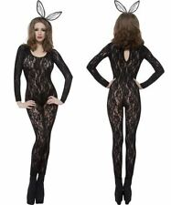 Smiffys Lace Fancy Dress Complete Outfits for Women